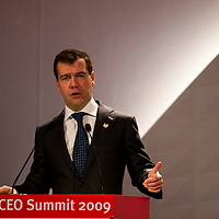 APEC CEO Summit Takes Place In Singapore - Day 2