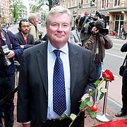 NLD/Amsterdam/20110722 - Afscheidsdienst voor John Kraaijkamp, Tony Alberti