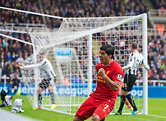131019 Newcastle v Liverpool