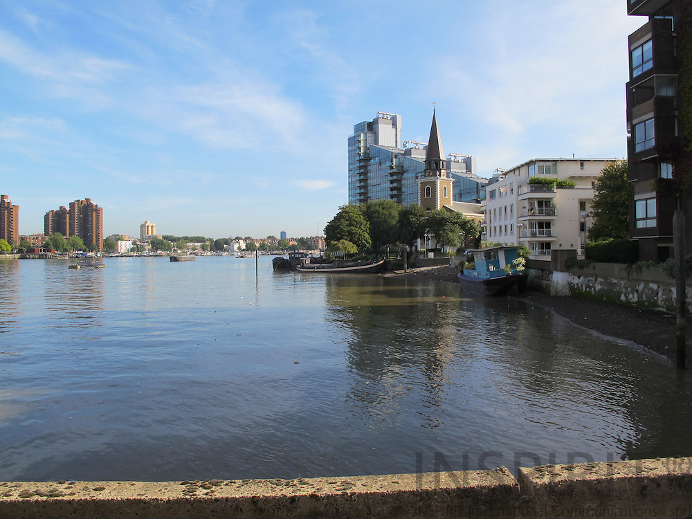 River Thames in London. Photo: Tuuli Sauren / Inspirit International Communications
