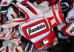 Batting gloves, 2010