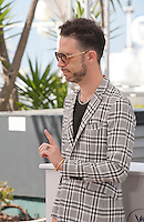 Actor Gilad Kahana<br /> at the A Tale Of Love And Darkness  film photo call at the 68th Cannes Film Festival Sunday May 17th 2015, Cannes, France.