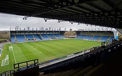 General view inside the Kassm stadium. - Mandatory by-line: Alex James/JMP - 10/02/2018 - FOOTBALL - Kassam Stadium - Oxford, England - Oxford United v Bristol Rovers - Sky Bet League One