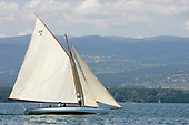 Classic boats Lac Léman (Lake of Geneva)