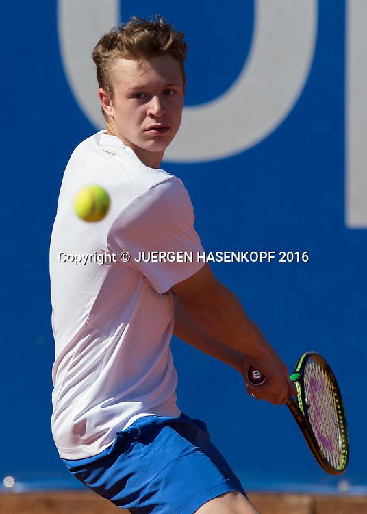 Fabian Penzkofer, Rudi-Berger-Cup, Junioren Turnier<br /> <br /> Tennis - BMW Open2016, Rudi-Berger-Cup -  ATP  -  MTTC Iphitos - Munich - Bavaria - Germany  - 30 April 2016.