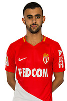 Rachid Ghezzal during Photoshooting of Monaco for new season 2017/2018 on September 28, 2017 in Monaco, France. (Photo by Chateau/Asm/Icon Sport)