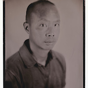 Portrait of photographer Khue Bui made September 11, 2015 in New York, NY.<br /> <br /> Photo by Khue Bui