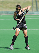 Kate MAHON during the BDO Women's Champions Challenge 1 match between New Zealand and Japan held at the Hartleyvale Stadium in Cape Town, South Africa on the 17 October 2009 ..Photo by RG/www.sportzpics.net.+27 21 (0) 21 785 6814
