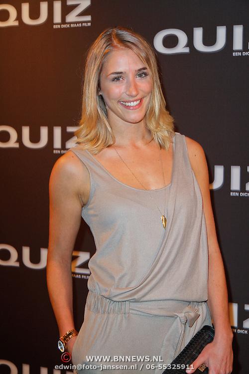 NLD/Amsterdam/20120319 - Premiere Quiz, Suzanne Smorenburg