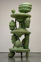 Tony Cragg, Musee d'Art Moderne de St Etienne - Sept 2013.<br /> Flotsam.