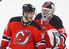 December 18, 2013: Ottawa Senators at New Jersey Devils