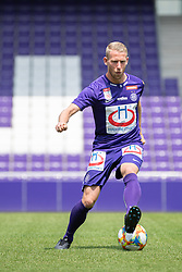 16.07.2019, Generali Arena, Wien, AUT, 1. FBL, FK Austria Wien, Fototermin, im Bild Thomas Ebner // Thomas Ebner during the official team and portrait photoshooting of tipico Bundesliga Club FK Austria Wien for the upcoming Season at the Generali Arena in Vienna, Austria on 2019/07/16. EXPA Pictures © 2019, PhotoCredit: EXPA/ Florian Schroetter