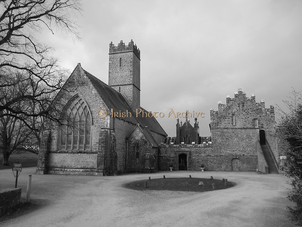 Adare, Augustinian, Friary, Adare, Limerick ñ founded 1316
