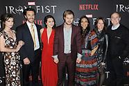 Iron Fist' New York Screening 15 Mar 2017