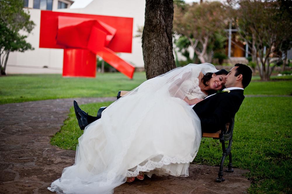 10/9/11 7:04:23 PM -- Zarines Negron and Abelardo Mendez III wedding Sunday, October 9, 2011. Photo©Mark Sobhani Photography