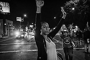 Los Angeles Reacts to Ferguson