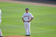 Ole Miss Head Coach Mike Bianco  vs. LSU at Regions Park in the SEC Tournament in Hoover, Ala. on Thursday, May 24, 2012.  .LSU won 11-2.