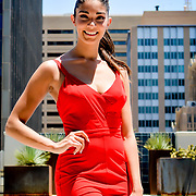Miss Texas Earth Swimsuit Preview at the Hotel Indigo, El Paso Texas Jun 16,2017