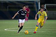 Dundee 20s v St Johnstone 21-11-2017