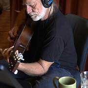 Willie Nelson at his Pedernales Studio