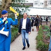 NLD/Amsterdam/20200220 - Bn'ers bij  aftrap campagne Lees voort!, Hans Kazan