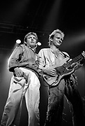 Andy Summers and Sting - The Police  London concert - Live