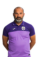 Pascal Durpraz during Photoshooting of Toulouse for new season 2017/2018 on September 29, 2017 in Bordeaux, France. <br /> Photo : TFC / Icon Sport