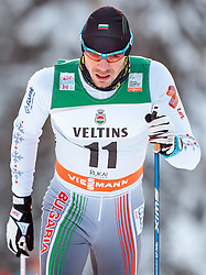 27.11.2016, Nordic Arena, Ruka, FIN, FIS Weltcup Langlauf, Nordic Opening, Kuusamo, Herren, im Bild Veselin Tsinzov (BUL) // Veselin Tsinzov of Bulgaria during the Mens FIS Cross Country World Cup of the Nordic Opening at the Nordic Arena in Ruka, Finland on 2016/11/27. EXPA Pictures © 2016, PhotoCredit: EXPA/ JFK