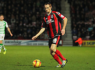 Picture by Tom Smith/Focus Images Ltd 07545141164<br /> 26/12/2013<br /> Shaun Macdonald of Bournemouth during the Sky Bet Championship match at the Goldsands Stadium, Bournemouth.