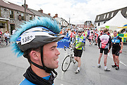 Jamie Barry ,Craughwell,Co Galway at the Etap Hibernia Sky Ride in Ennis on Sunday. Photograph by Eamon Ward