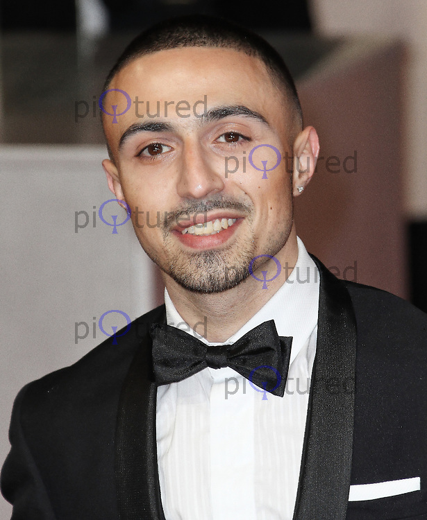 LONDON - FEBRUARY 12: Adam Deacon attends the Orange British Academy Film Awards at the Royal Opera House, Covent Garden, London, UK on February 12, 2012. (Photo by Richard Goldschmidt)
