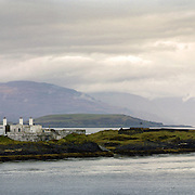 Eilean Musdile, Stevenson's lighthouse, Isle of Lismore,