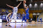 LIGNANO SABBIADORO, 15 LUGLIO 2015<br /> BASKET, EUROPEO MASCHILE UNDER 20<br /> ITALIA-ISRAELE<br /> NELLA FOTO: Marco Spissu<br /> FOTO FIBA EUROPE/CASTORIA