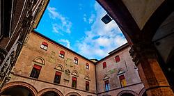 Biblioteca Salaborsa, Piazza del Nettuno, Bologna, Italy<br /> <br /> (c) Andrew Wilson | Edinburgh Elite media