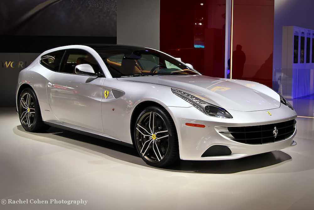 &quot;Ferrari FF Silver&quot;<br /> <br /> The beautiful and stylish Ferrari FF Silver!!<br /> Cool, fast, and futuristic!!<br /> <br /> Cars and their Details by Rachel Cohen