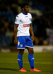 Greg Leigh of Bury - Mandatory by-line: Matt McNulty/JMP - 10/08/2017 - FOOTBALL - Gigg Lane - Bury, England - Bury v Sunderland - Carabao Cup - First Round
