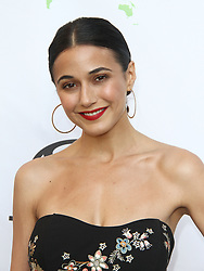 The 28th Annual Environmental Media Association Awards at The Montage Hotel in Beverly Hills, California on 5/22/18. 22 May 2018 Pictured: Emmanuelle Chriqui. Photo credit: River / MEGA TheMegaAgency.com +1 888 505 6342