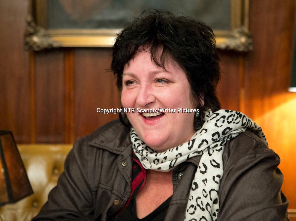 OSLO  20121013.<br /> Ny bok fra Anne B. Ragde med tidligere kriminalnoveller som hun skrev for A-magasinet. <br /> Foto: Gorm Kallestad / NTB scanpix<br /> <br /> NTB Scanpix/Writer Pictures<br /> <br /> WORLD RIGHTS, DIRECT SALES ONLY, NO AGENCY