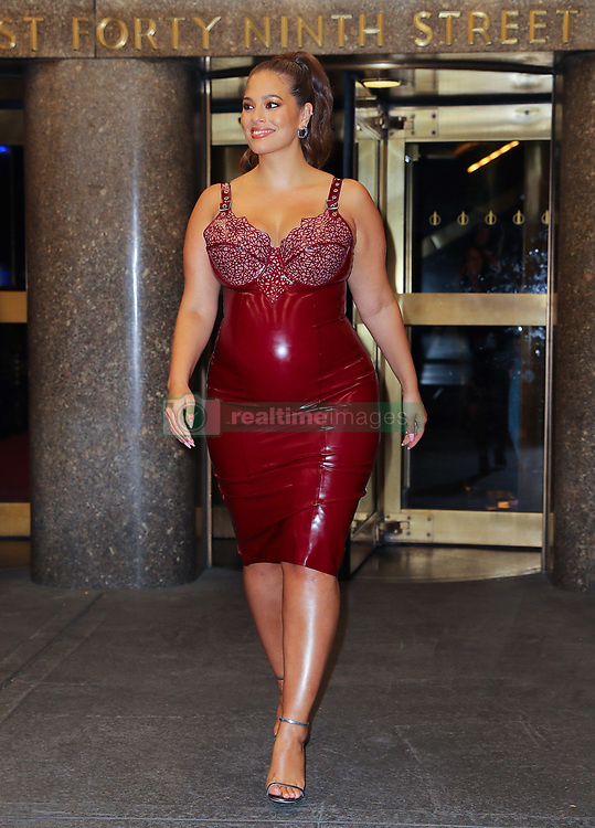 September 6, 2019, New York, New York, United States: September 5, 2019 New York City..Ashley Graham attending The Daily Front Row Fashion Media Awards on September 5, 2019 in New York City  (Credit Image: © Jo Robins/Ace Pictures via ZUMA Press)