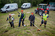 The Facilities Team at Jersey Water