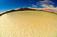 Laguna Tuyajto, Atacama Desert, Chile
