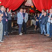 NLD/Amsterdam/20150511 - emotionele Jon van Eerd en Ton Fieren vieren hun 35jarig partnerschap,