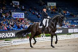 Schneider Dorothee, GER, Sammy Davis Jr<br /> Stuttgart - German Masters 2019<br /> © Hippo Foto - Stefan Lafrentz