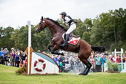 Godel Robin, SUI, Grandeur de Lully<br /> World Equestrian Games - Tryon 2018<br /> © Hippo Foto - Dirk Caremans<br /> 15/09/2018