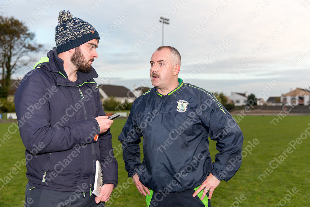 Clare Peoples Evan Greer interviewing Wolfe Tones Manager