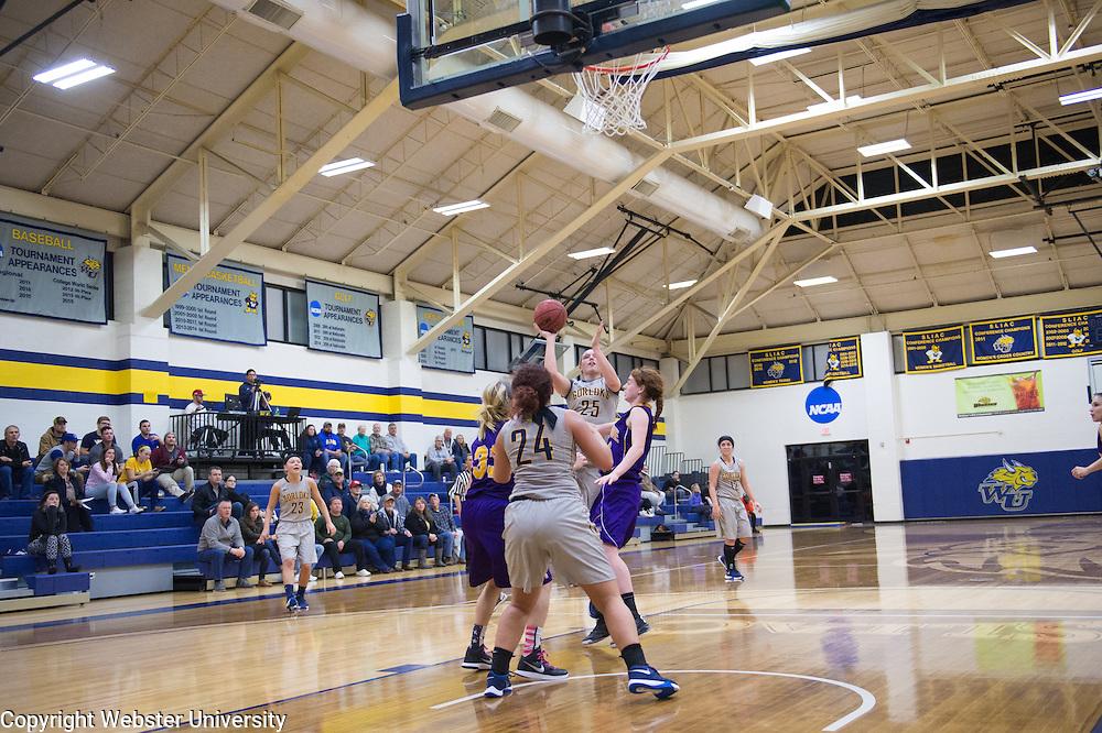 Webster University Athletics - Women's Basketball 2016