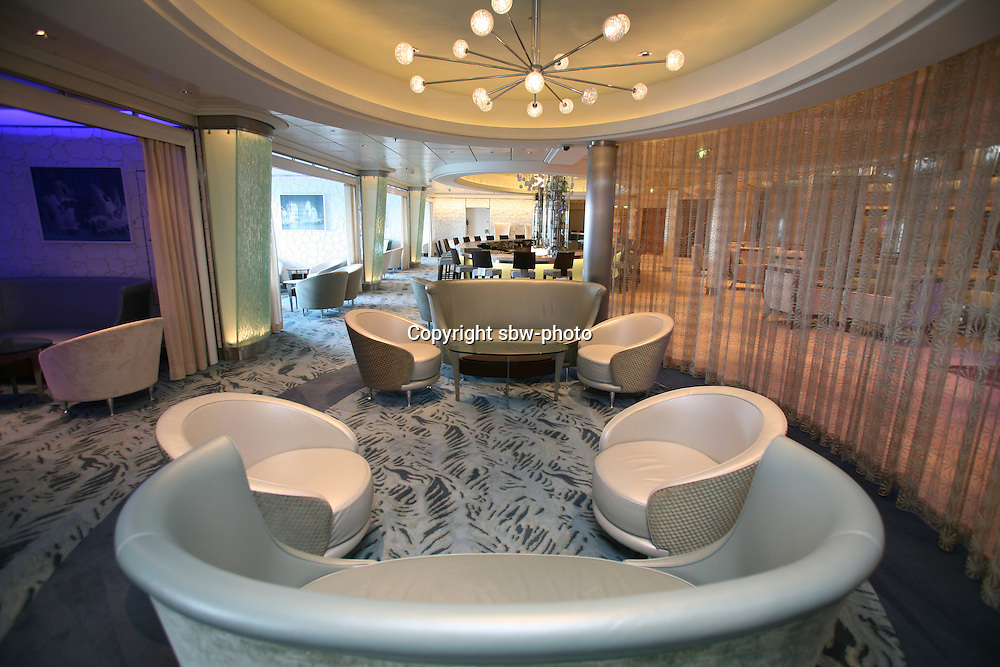 Celebrity Eclipse interior photos..Martini Bar