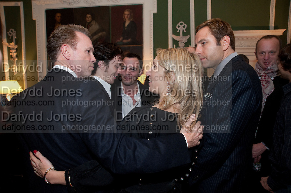 Gary Kemp; Sam Taylor-Wood , QUINTESSENTIALLY HOST THE  AFTER-PARTY OF ÔNOWHERE BOYÕÕ  at The House of St Barnabas in Soho Sq. London. 26 November 2009. The premiere and party were held in support of MaggieÕs cancer care charity.<br /> Gary Kemp; Sam Taylor-Wood , QUINTESSENTIALLY HOST THE  AFTER-PARTY OF 'NOWHERE BOY''  at The House of St Barnabas in Soho Sq. London. 26 November 2009. The premiere and party were held in support of Maggie's cancer care charity.