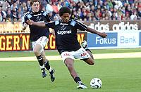 Fotball Tippeligaen 16.05.06, Rosenborg - Odd Grenland 1-1<br /> Olof Hvidén-Watson, Odd<br /> Foto: Carl-Erik Eriksson, Digitalsport