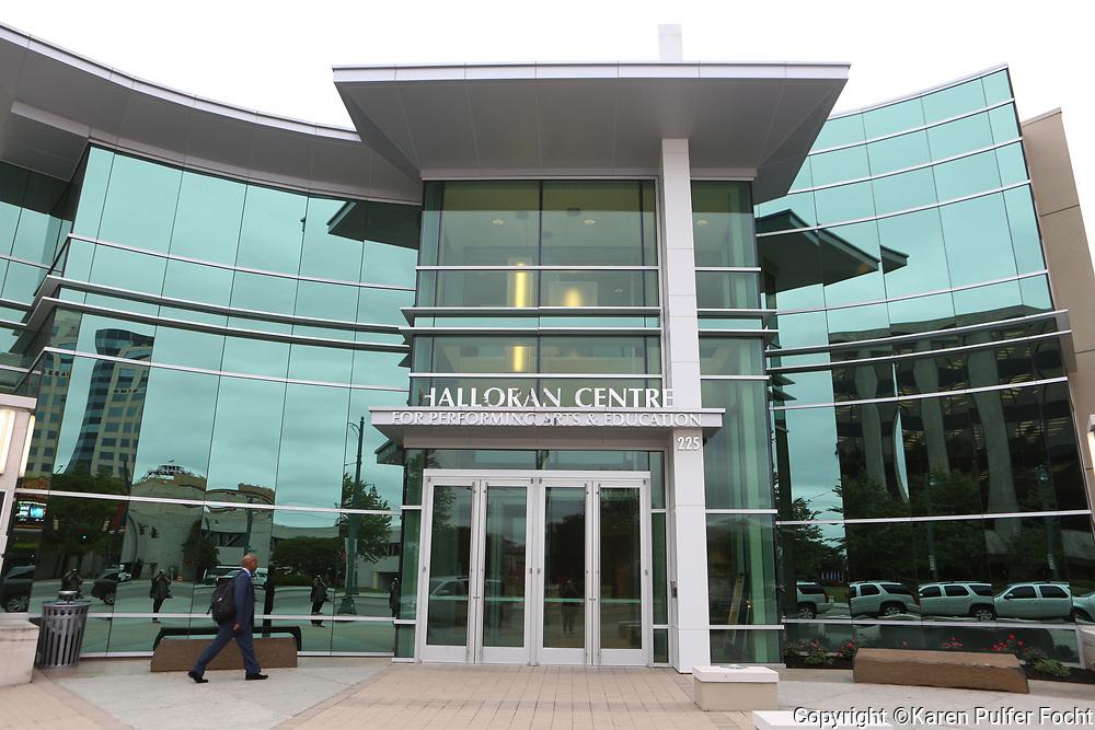 Halloran Center, Memphis, Tennessee.